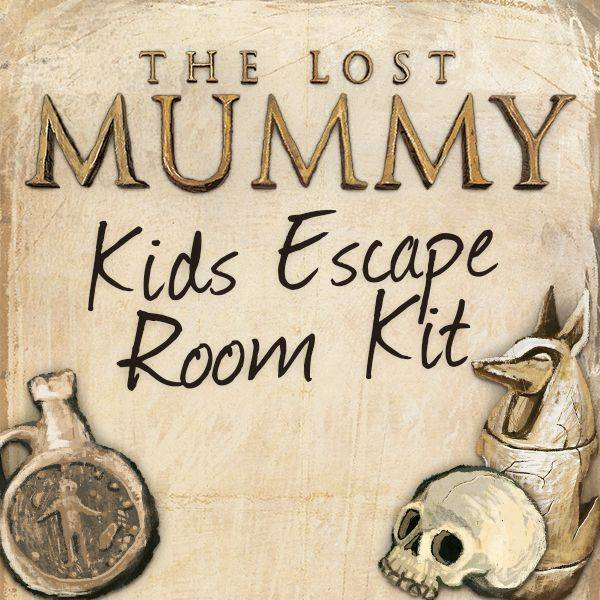 The Lost Mummy Tmb